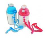 Botellas de plástico infantiles